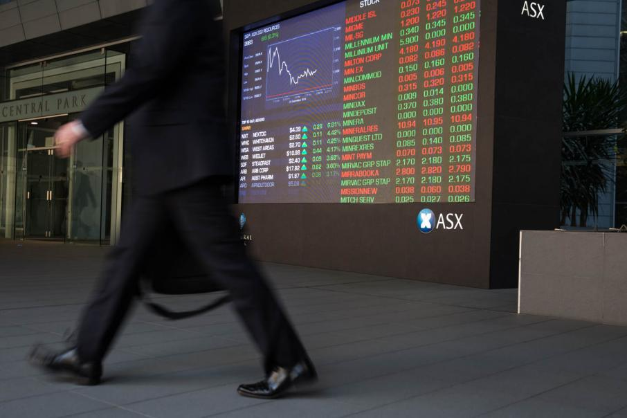 Shares open 30.7pts lower