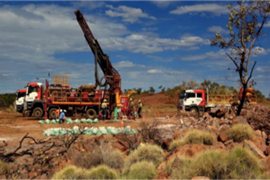 Northern Minerals start final drill program at Browns Range ahead of investment decision