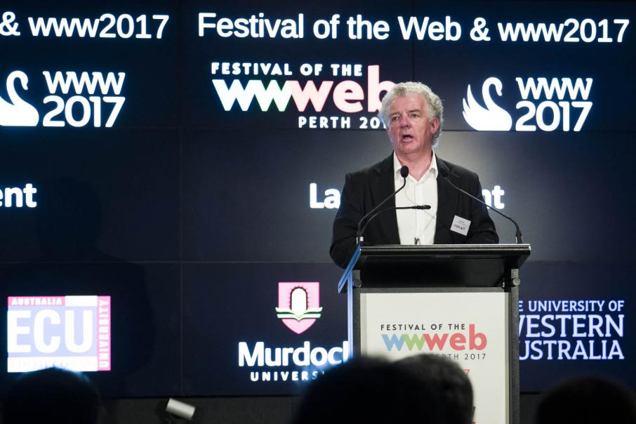 Web conference coming to Perth