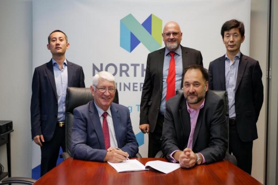 Northern Minerals board approves $56m rare earths mine in W.A