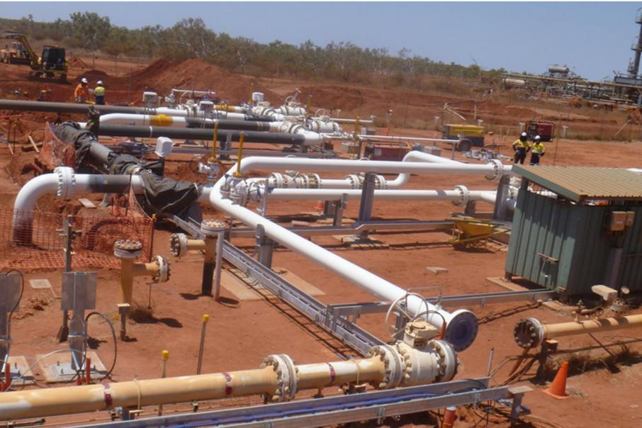 Gas pipeline owner to build storage facility