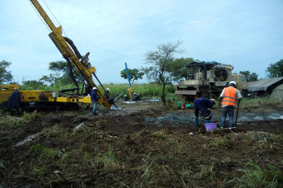 Sipa kicks off drilling at second project in a month